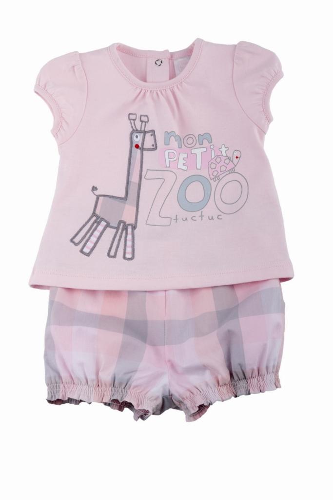 TUC TUC  pantalon+camiseta MON PETIT ZOO-43150