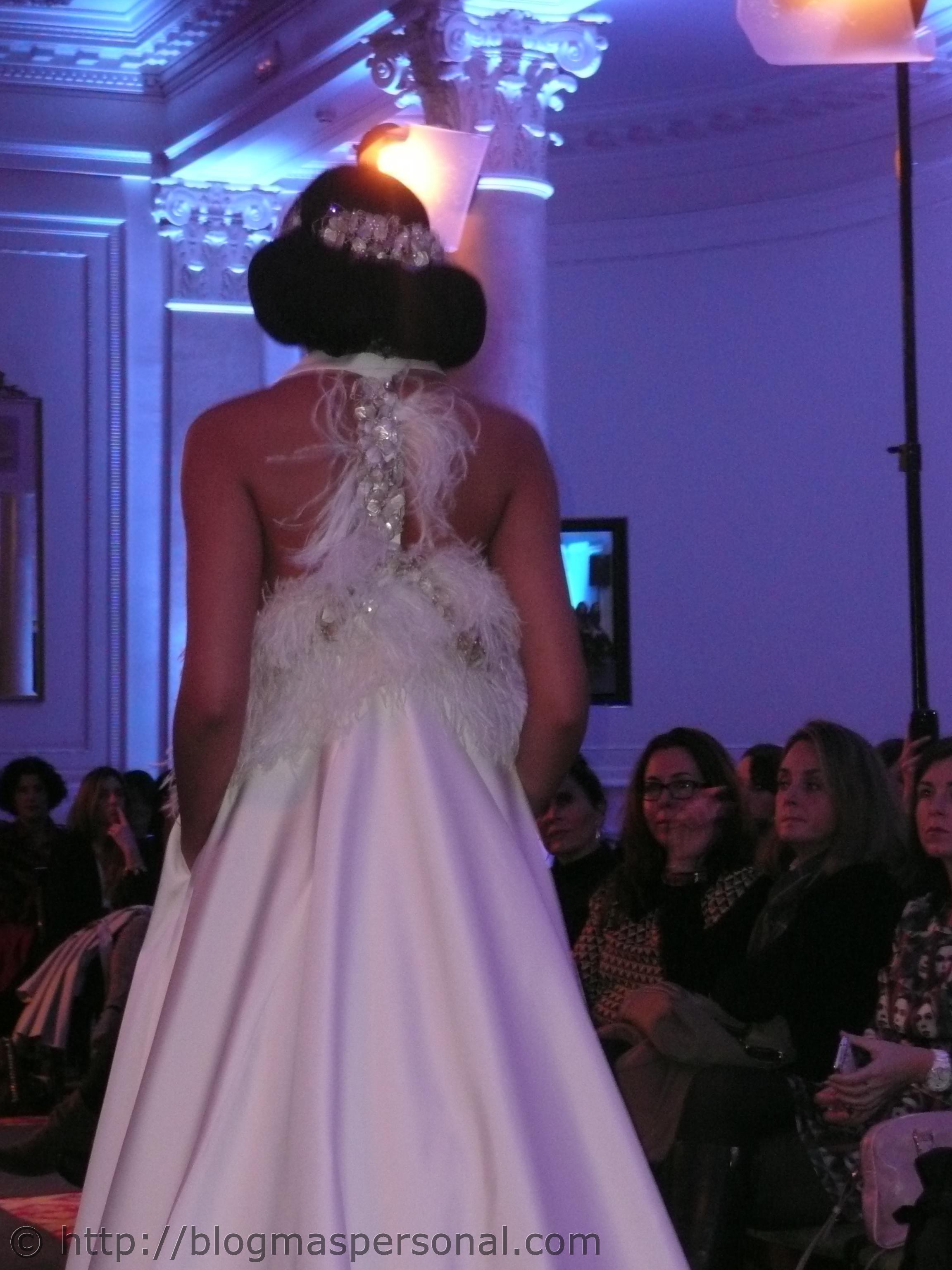 Vestidos de Novia Isabel Zapardiez en Si Carlton Bodas   Blog A.Saez ...