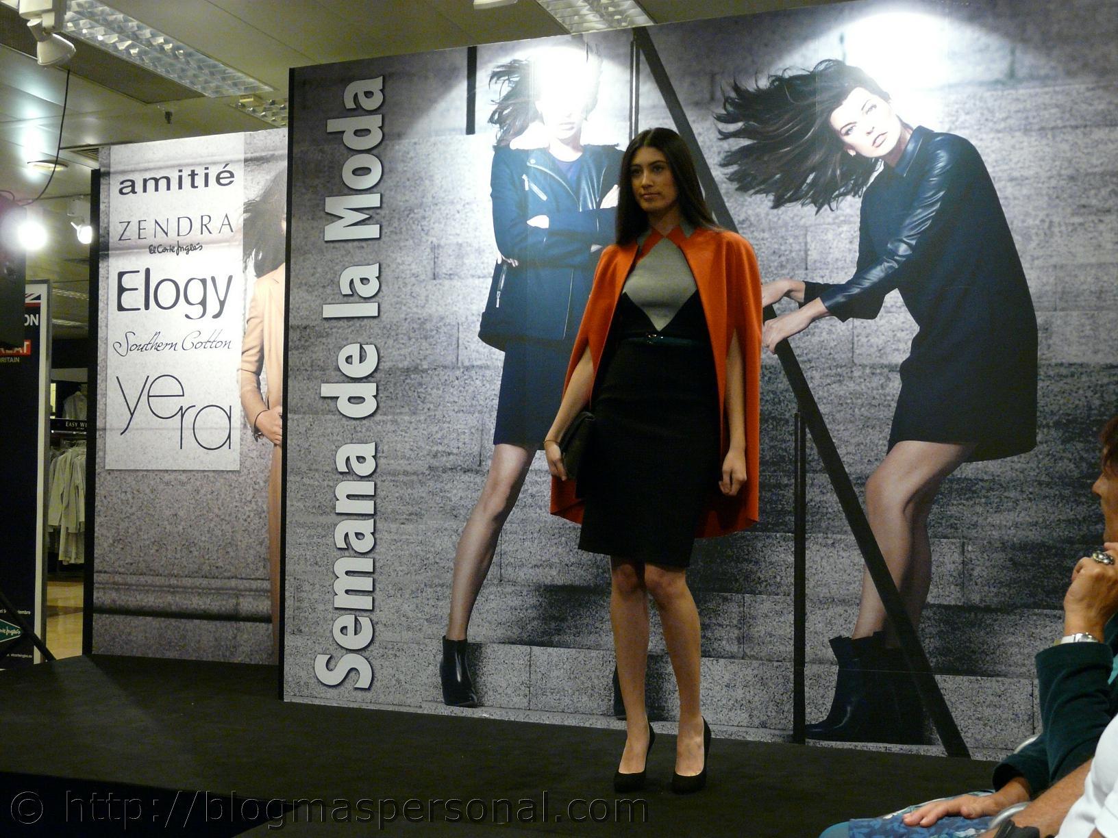 d4b92123043a III Semana de la Moda en El Corte Inglés Bilbao (1º Desfile ...