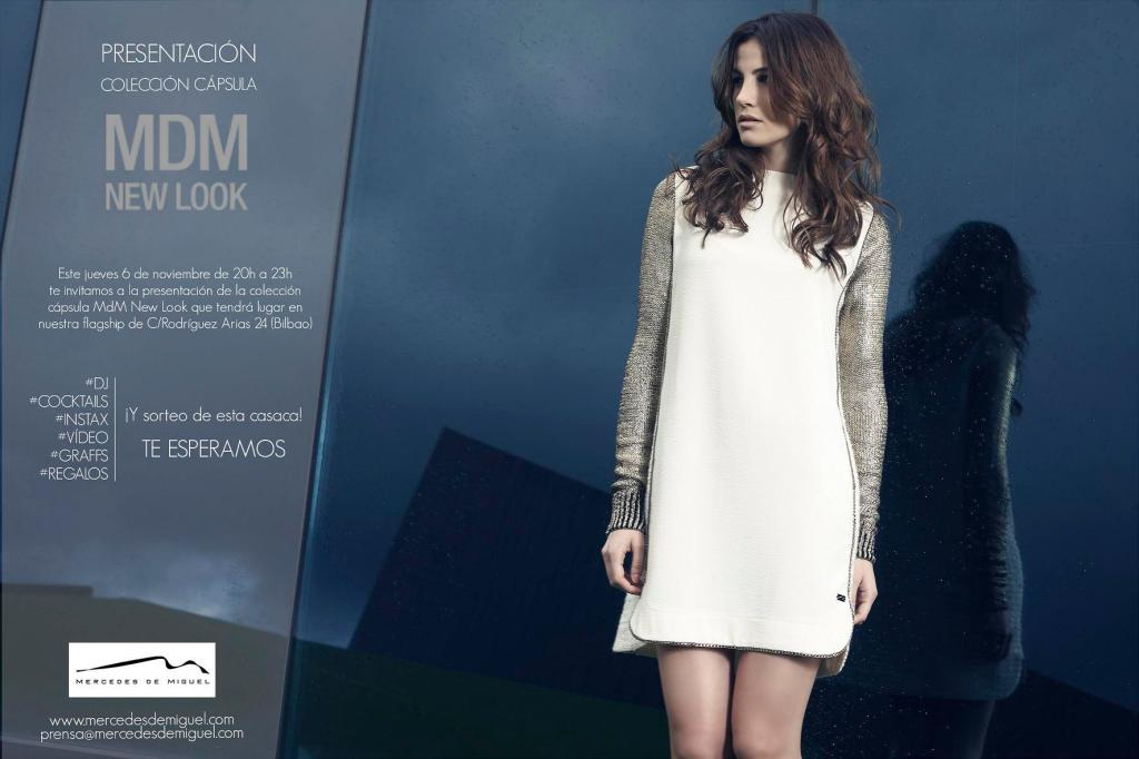 INVITACIÓN MdM NewLook