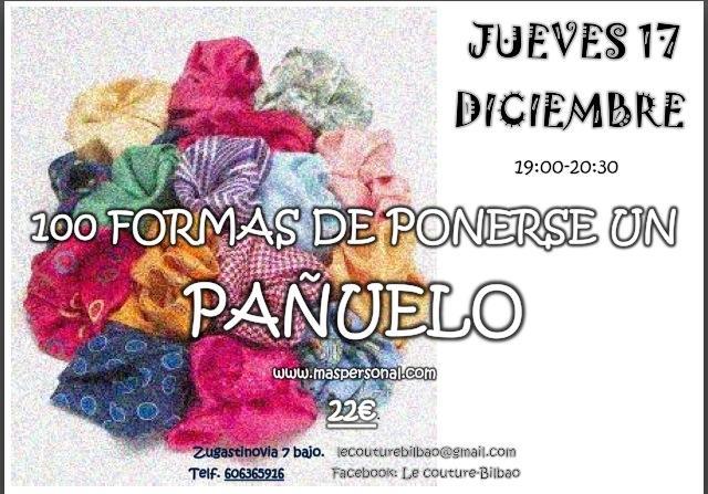 CartelTallerPañuelos